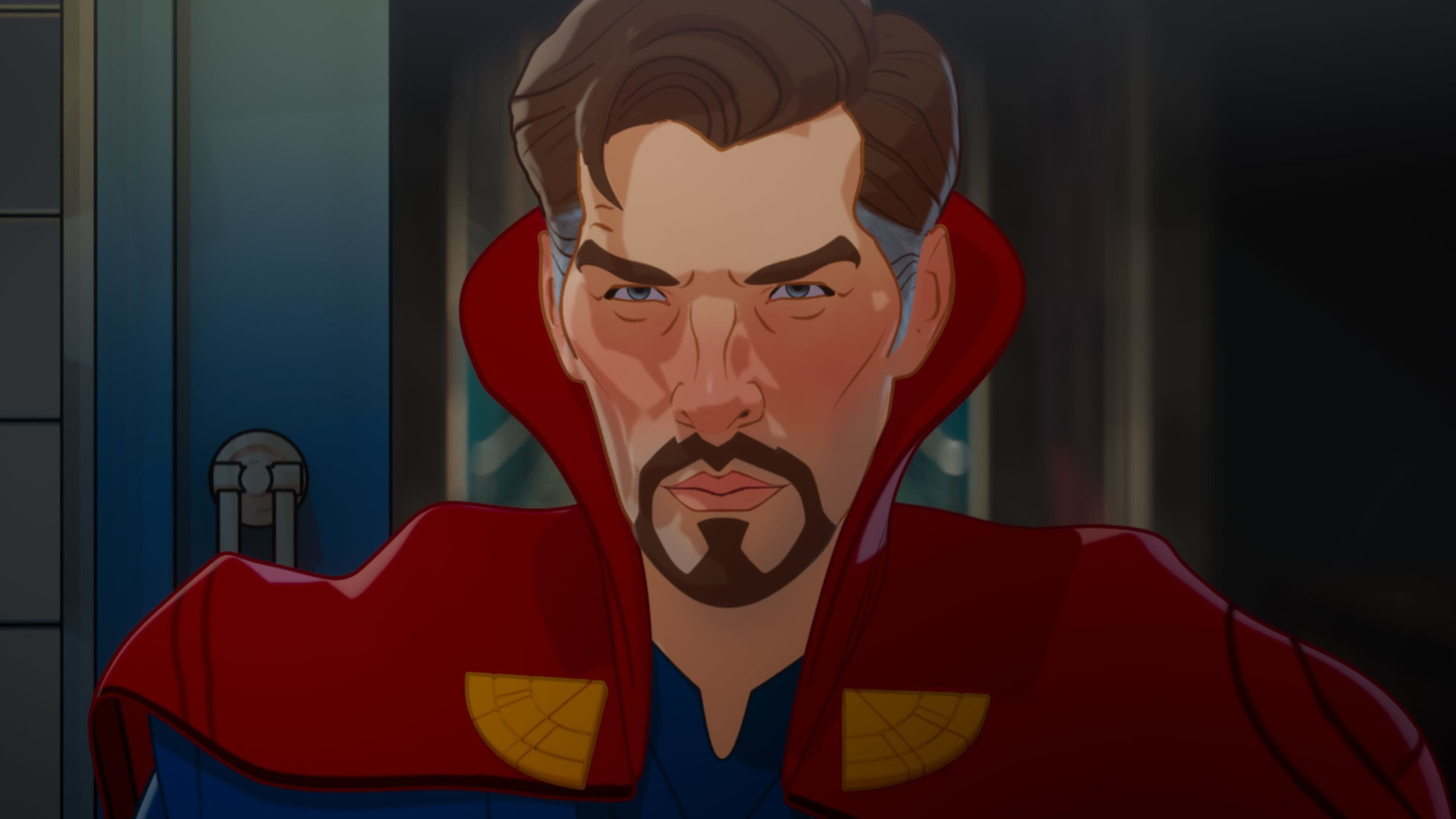 What If...? — s01e04 — What If… Doctor Strange Lost His Heart Instead of His Hands?