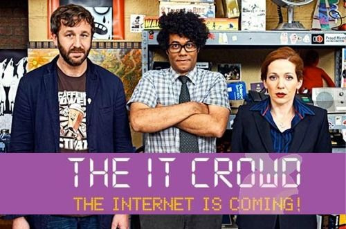 The IT Crowd — s04 special-1 — The Internet is Coming