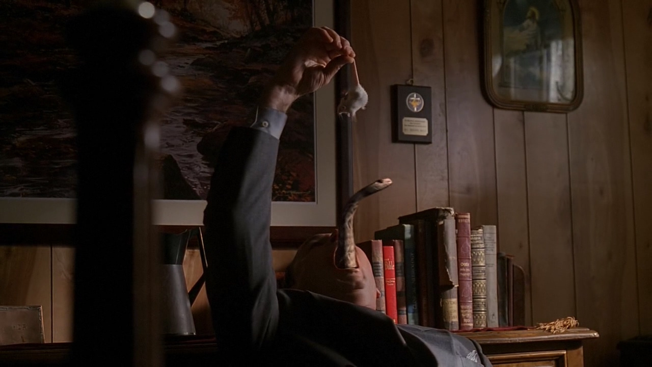 The X-Files — s07e09 — Signs and Wonders