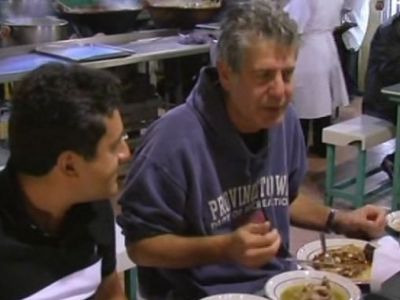 Anthony Bourdain: No Reservations — s05e01 — Mexico