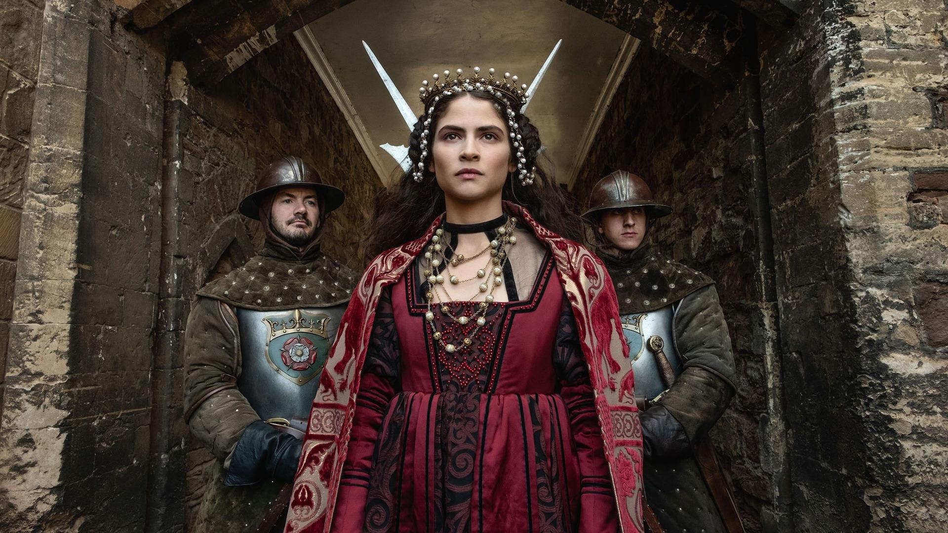 Испанская принцесса — s01e06 — A Polite Kidnapping