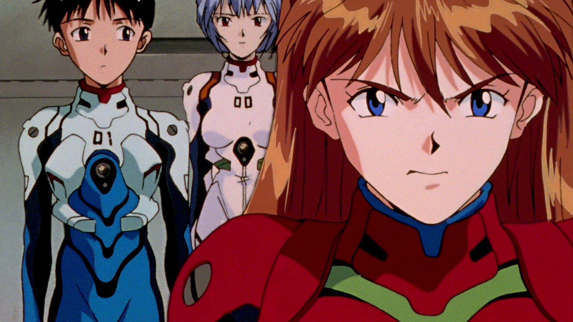 """Neon Genesis Evangelion — s01e12 — She said, """"Don't Make Others Suffer for Your Personal Hatred"""""""