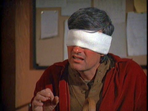 M*A*S*H — s05e03 — Out of Sight, Out of Mind