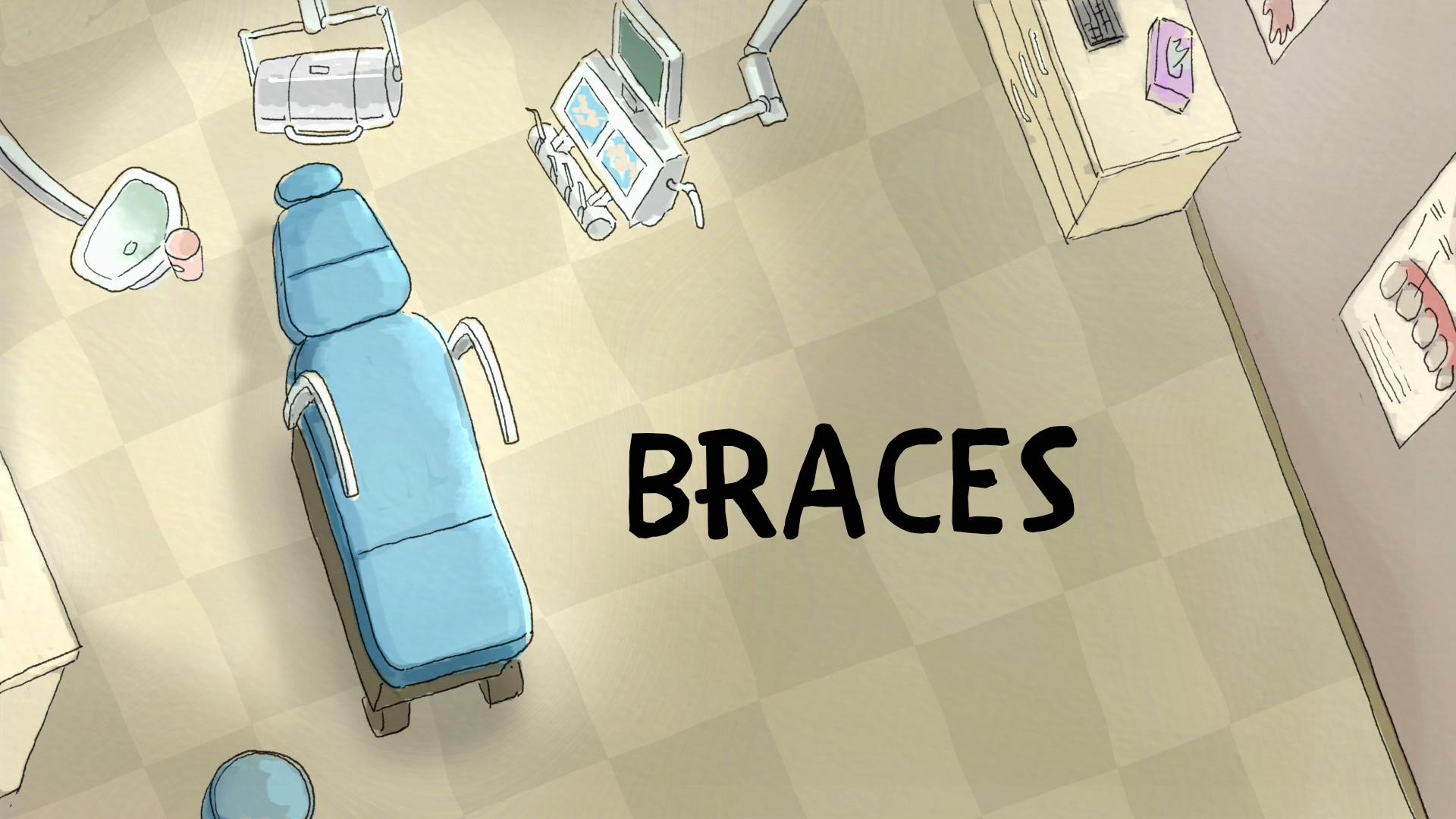 Мы обычные медведи — s04e31 — Braces