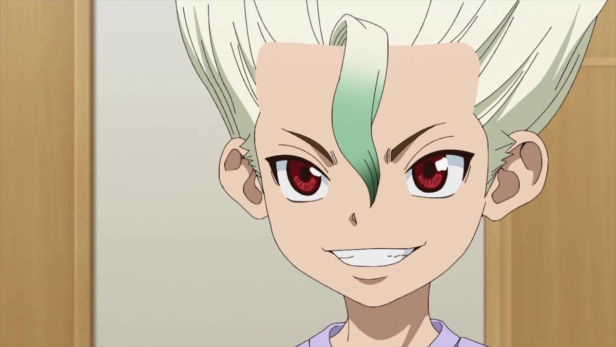 Dr. Stone — s01e16 — A Tale for the Ages
