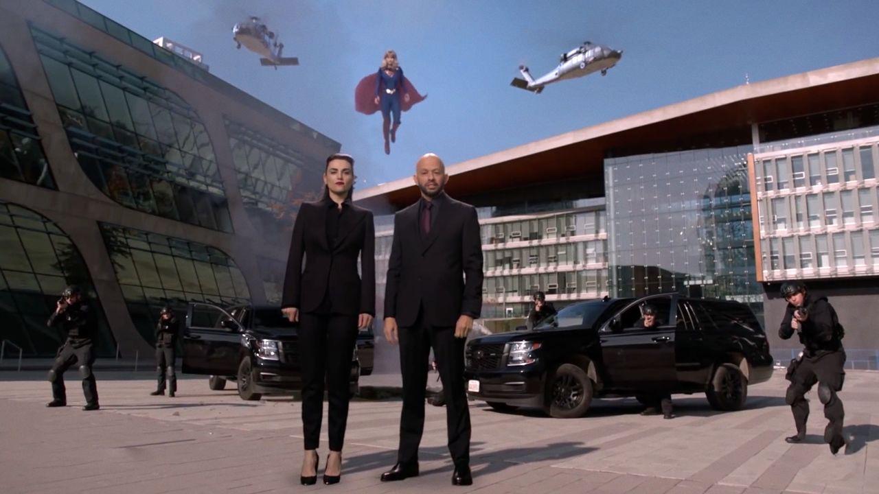 Supergirl — s05e10 — The Bottle Episode