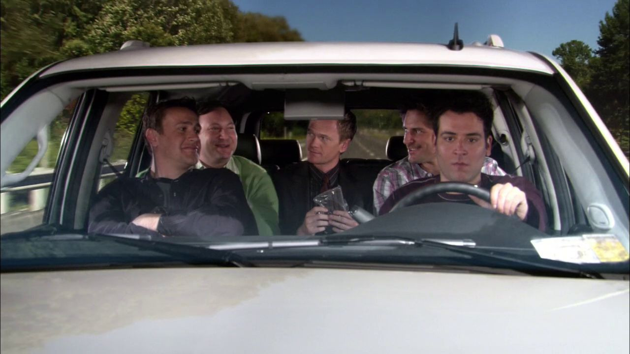 How I Met Your Mother — s02e19 — Bachelor Party