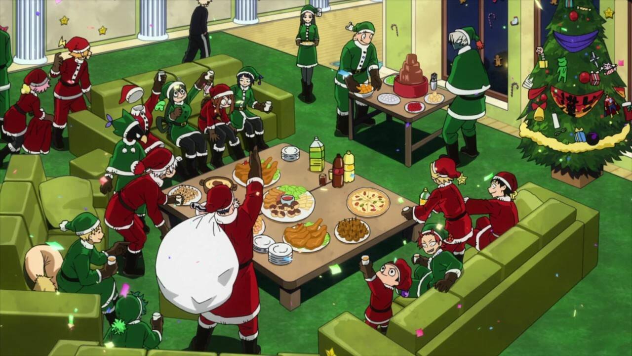 Моя геройская академия — s05e13 — Have a Merry Christmas!