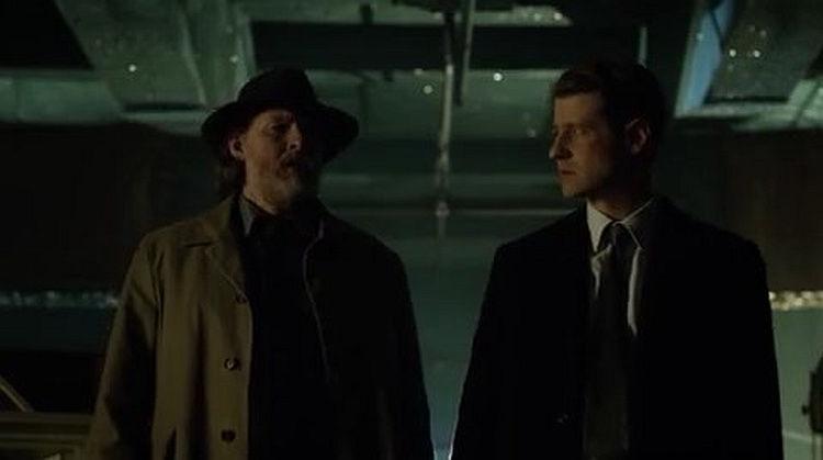 Gotham — s03e12 — Mad City: Ghosts
