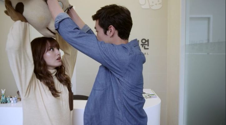 Noble, My Love — s01e08 — First Rule of Contract Relationship: Love Fiercely