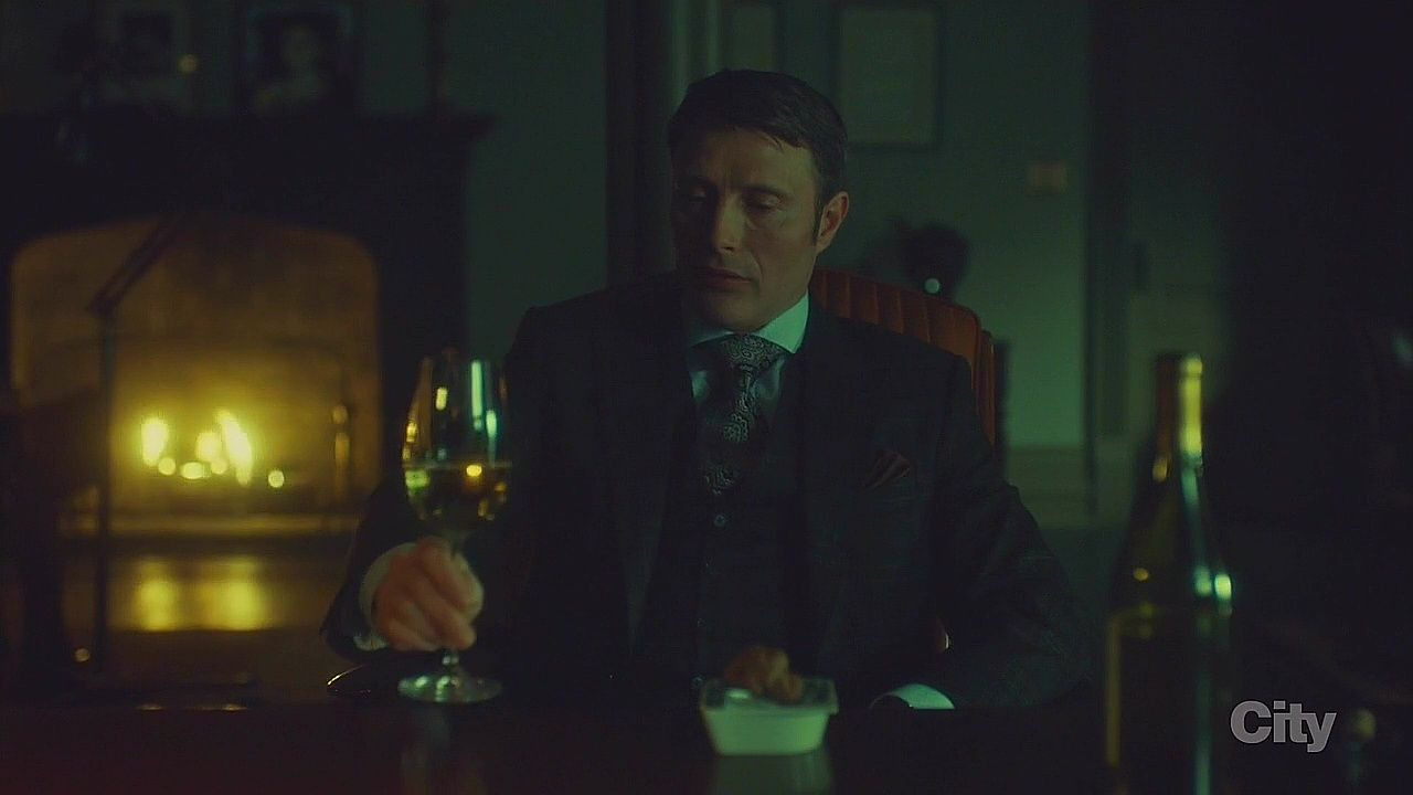 Hannibal — s03e08 — The Great Red Dragon