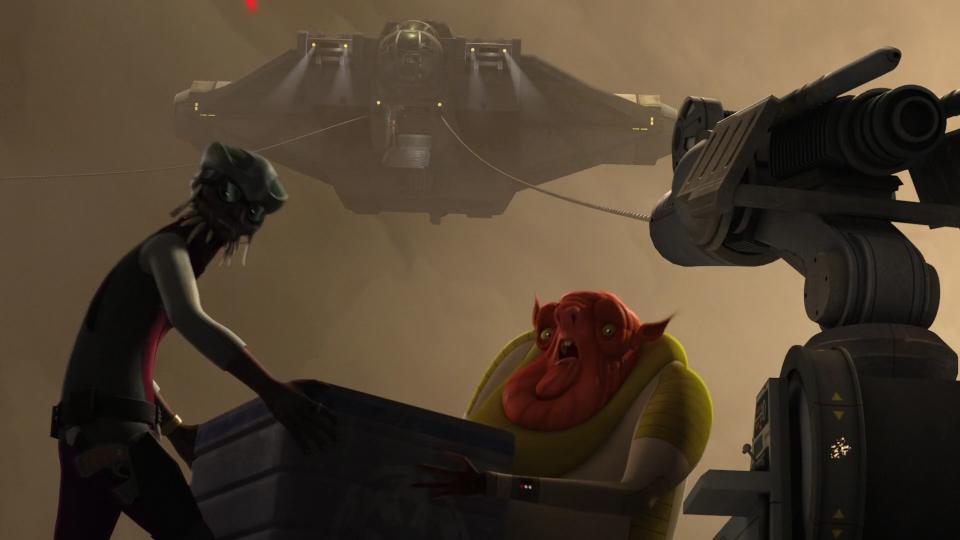 Star Wars Rebels — s03e09 — The Wynkahthu job