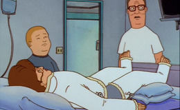 King of the Hill — s04e01 — Peggy Hill: The Decline and Fall (2)