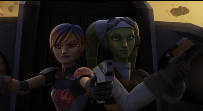 Star Wars Rebels — s01e07 — Out of Darkness