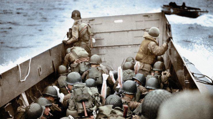 Величайшие события Второй мировой войны — s01e06 — D-Day