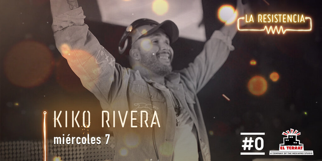 La Resistencia — s04e156 — Kiko Rivera