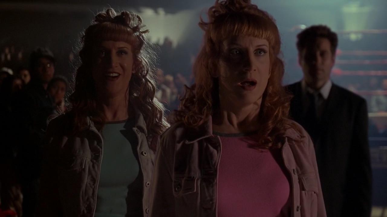 The X-Files — s07e20 — Fight Club