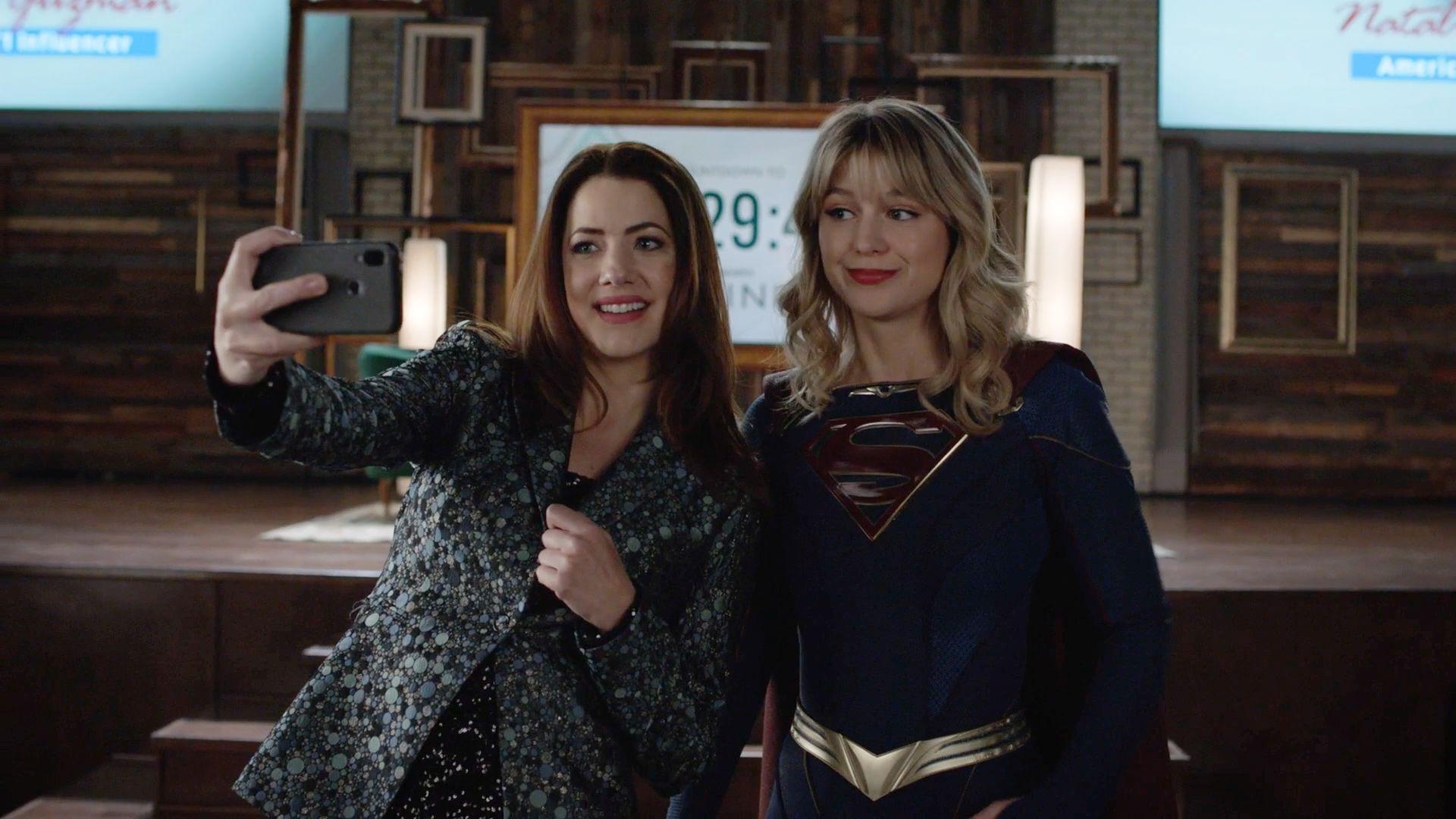 Supergirl — s05e14 — The Bodyguard