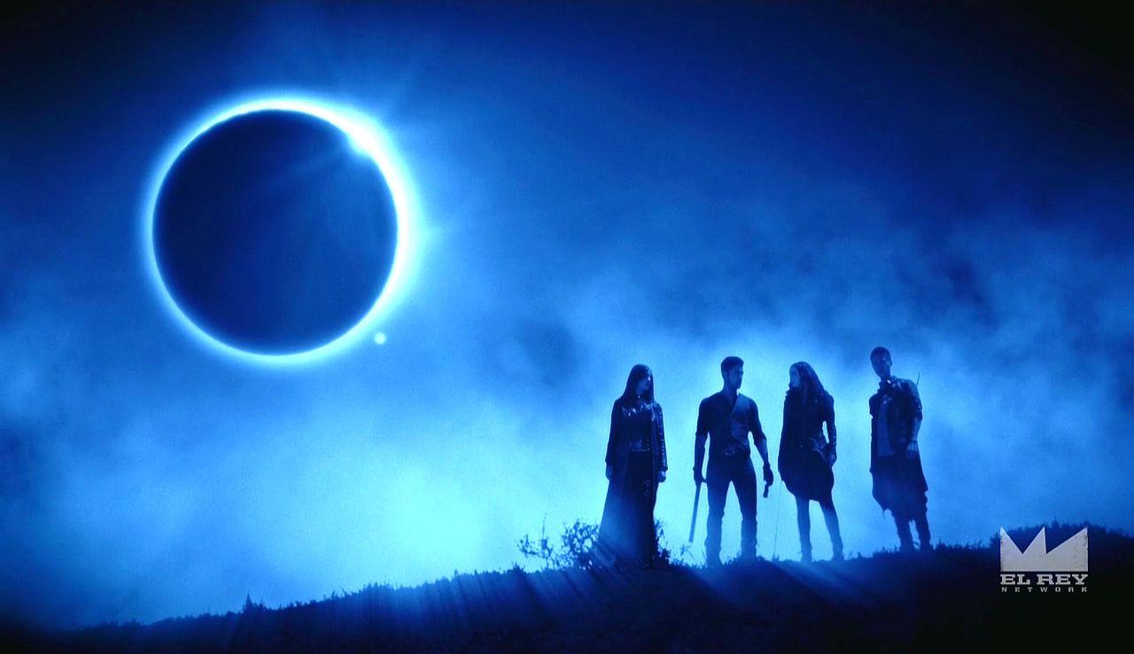 От заката до рассвета — s03e10 — Dark Side of the Sun