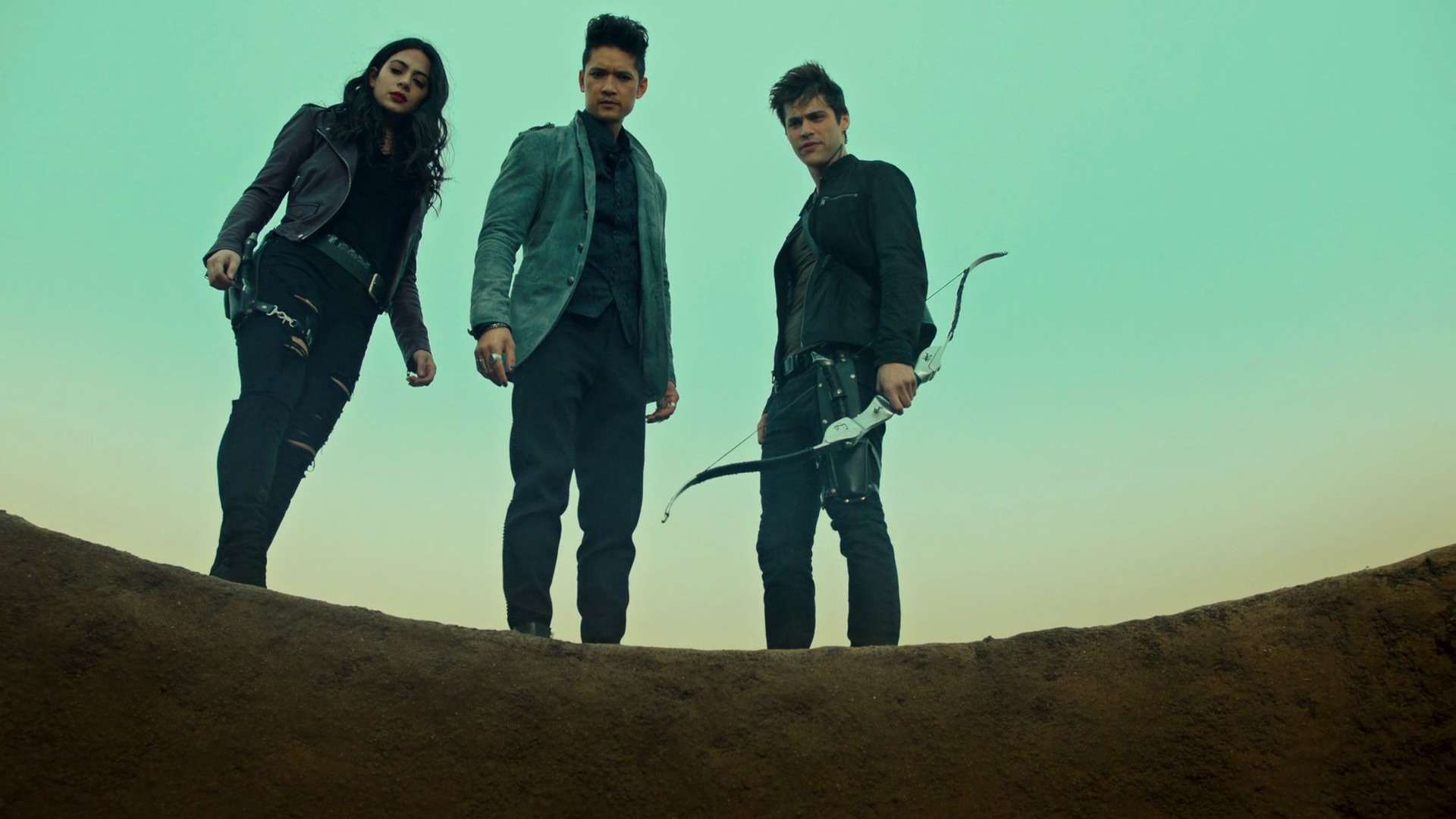 Shadowhunters: The Mortal Instruments — s02e20 — Beside Still Water