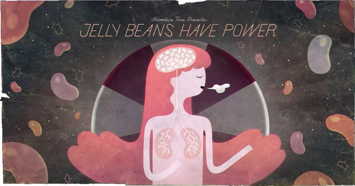 Время приключений — s08e06 — Jelly Beans Have Power