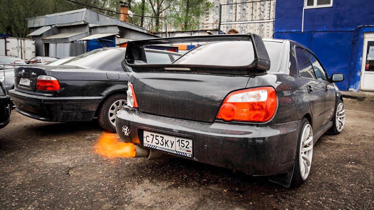 Психопаты Синдиката — s04e90 — Subaru WRX как первая тачка. Повышаем уровень ВЁДЕР
