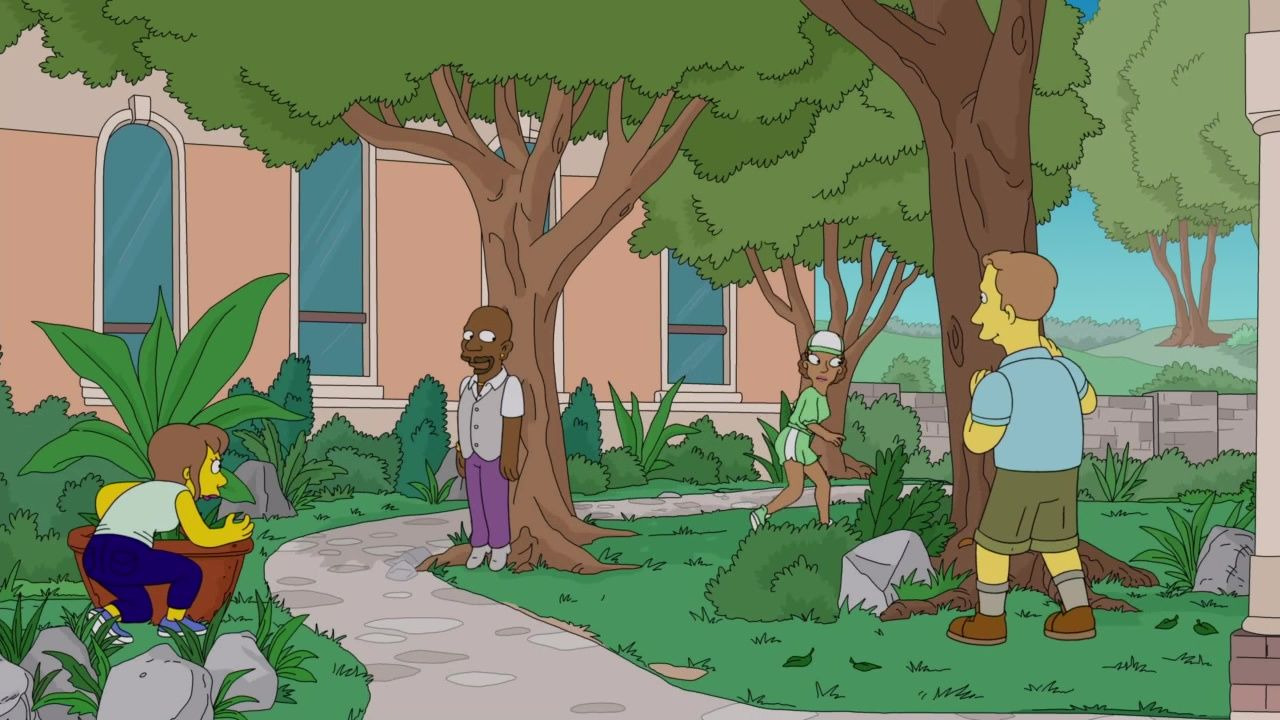 The Simpsons — s31e15 — Screenless