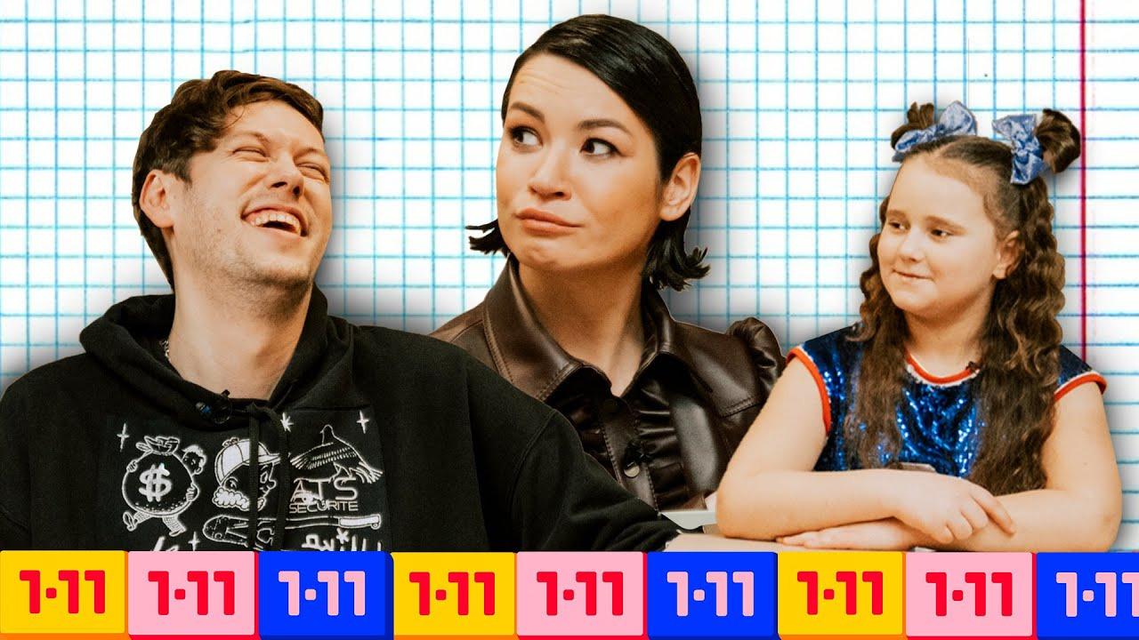 Шоу Иды Галич 1-11 — s02 special-0 — Спецвыпуск к8марта. Кто умнее— Антон Шастун или школьницы