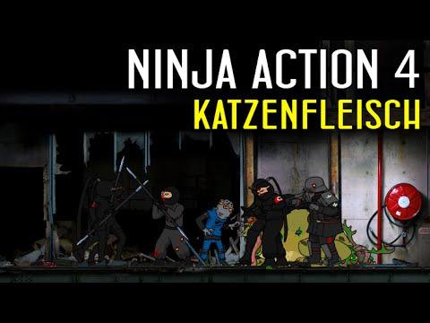 Animaction decks  — s03e10 — Ниндзя в деле 4: Тушёнка из котиков