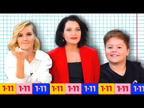 Шоу Иды Галич 1-11 — s02e04 — Кто умнее— Полина Гагарина или школьники?