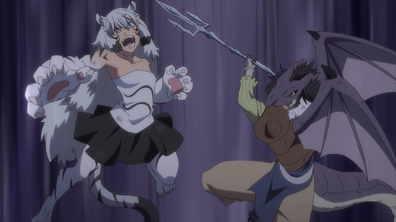 That Time I Got Reincarnated as a Slime — s02e20 — On This Land Where It All Happened