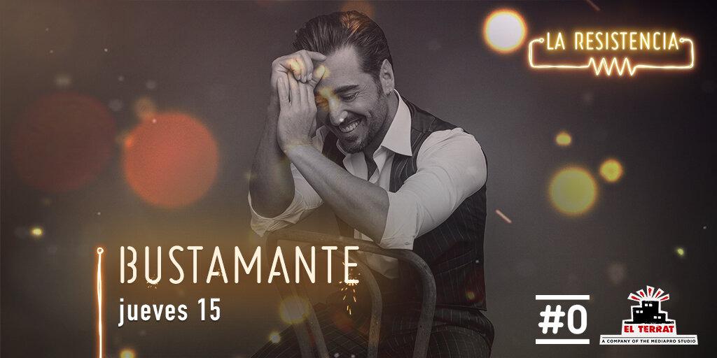La Resistencia — s04e109 — Bustamante