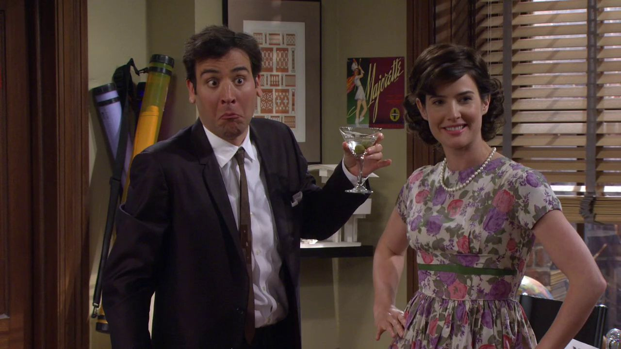 How I Met Your Mother — s07e20 — Trilogy Time