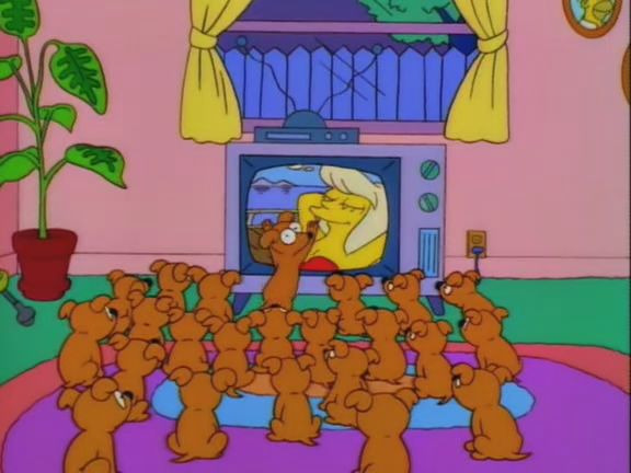 The Simpsons — s06e20 — Two Dozen and One Greyhounds