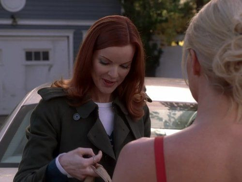 Desperate Housewives — s02e14 — Silly People