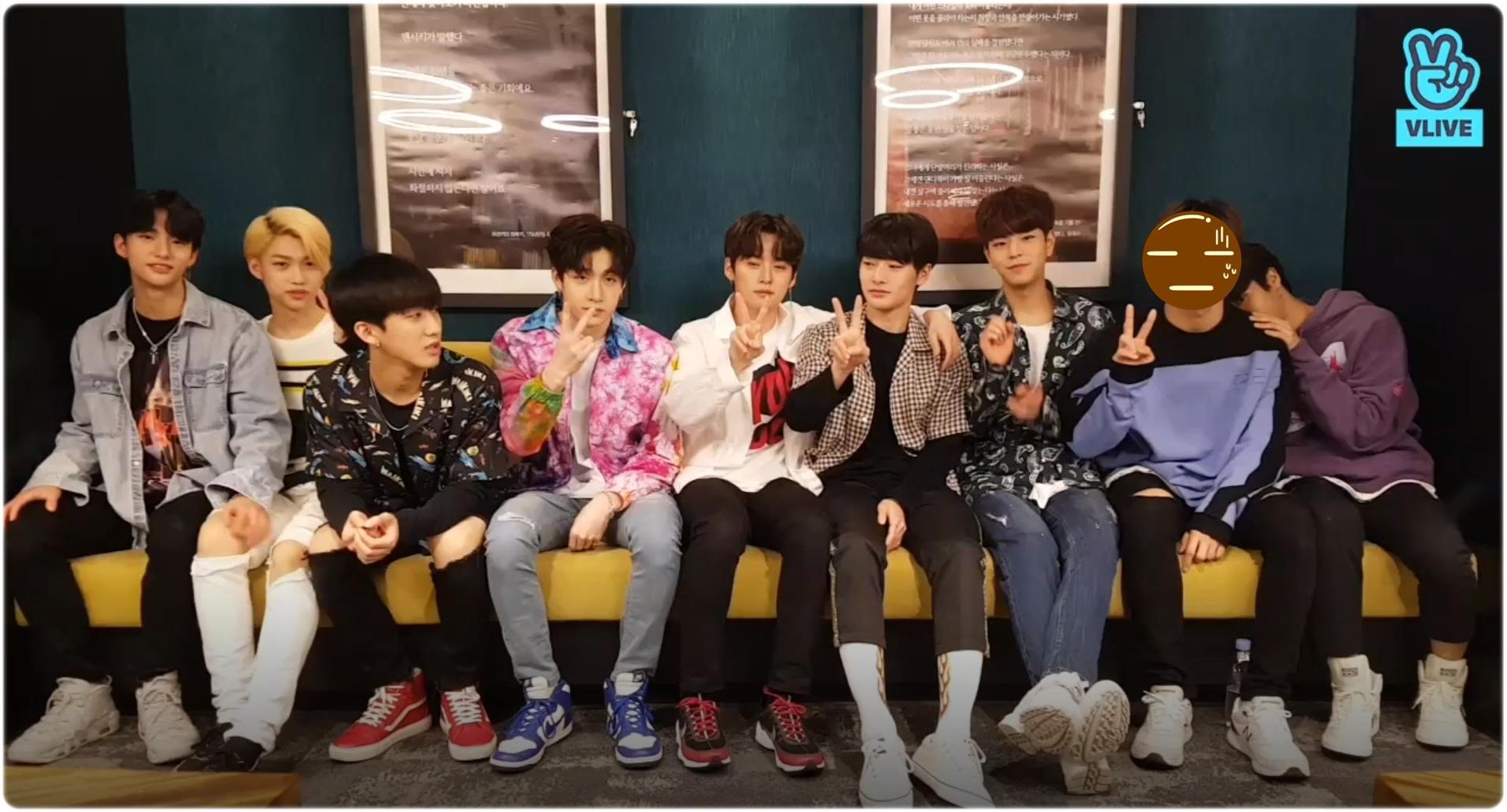 Stray Kids — s2018e85 — [Live] 영화 보러 왔다9🖤