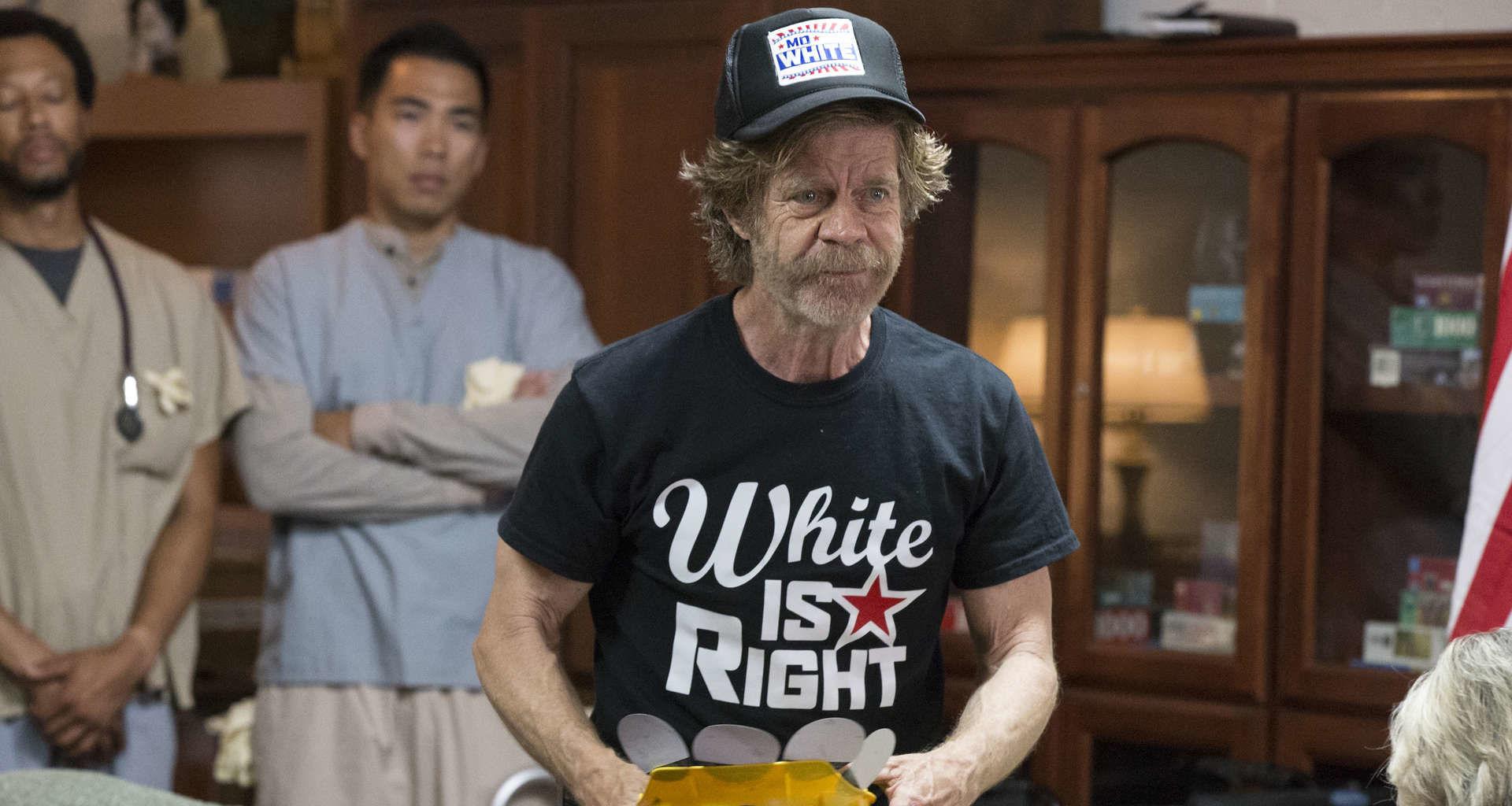 Бесстыжие — s09e04 — Do Right, Vote White!