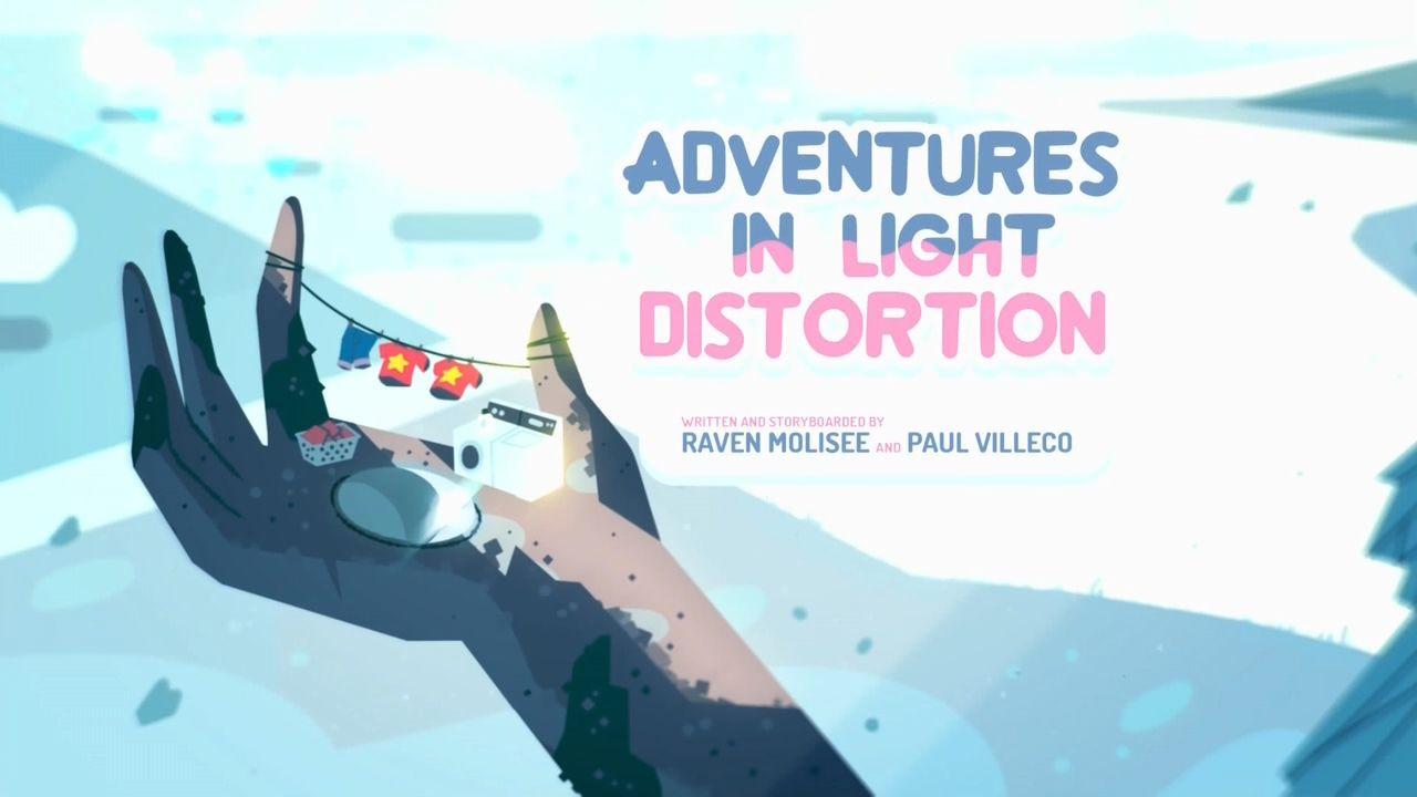 Вселенная Стивена — s04e11 — Adventures in Light Distortion