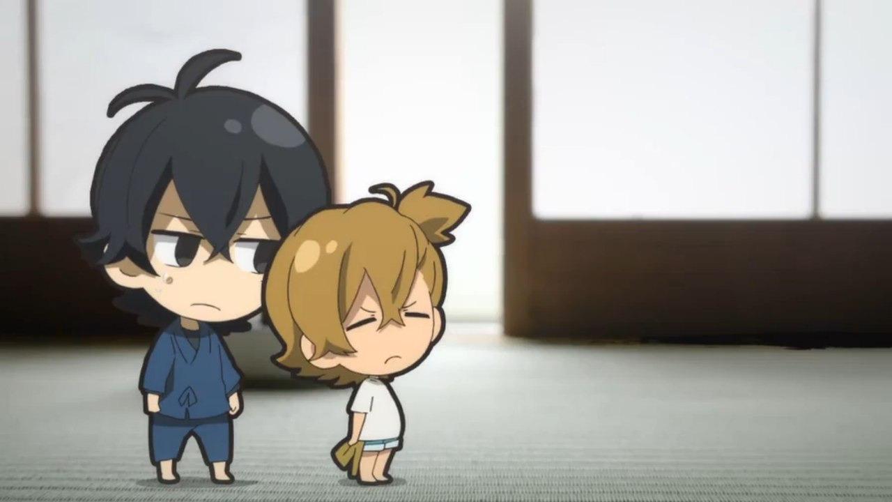 Баракамон — s01 special-9 — Mijikamon: Episode 8