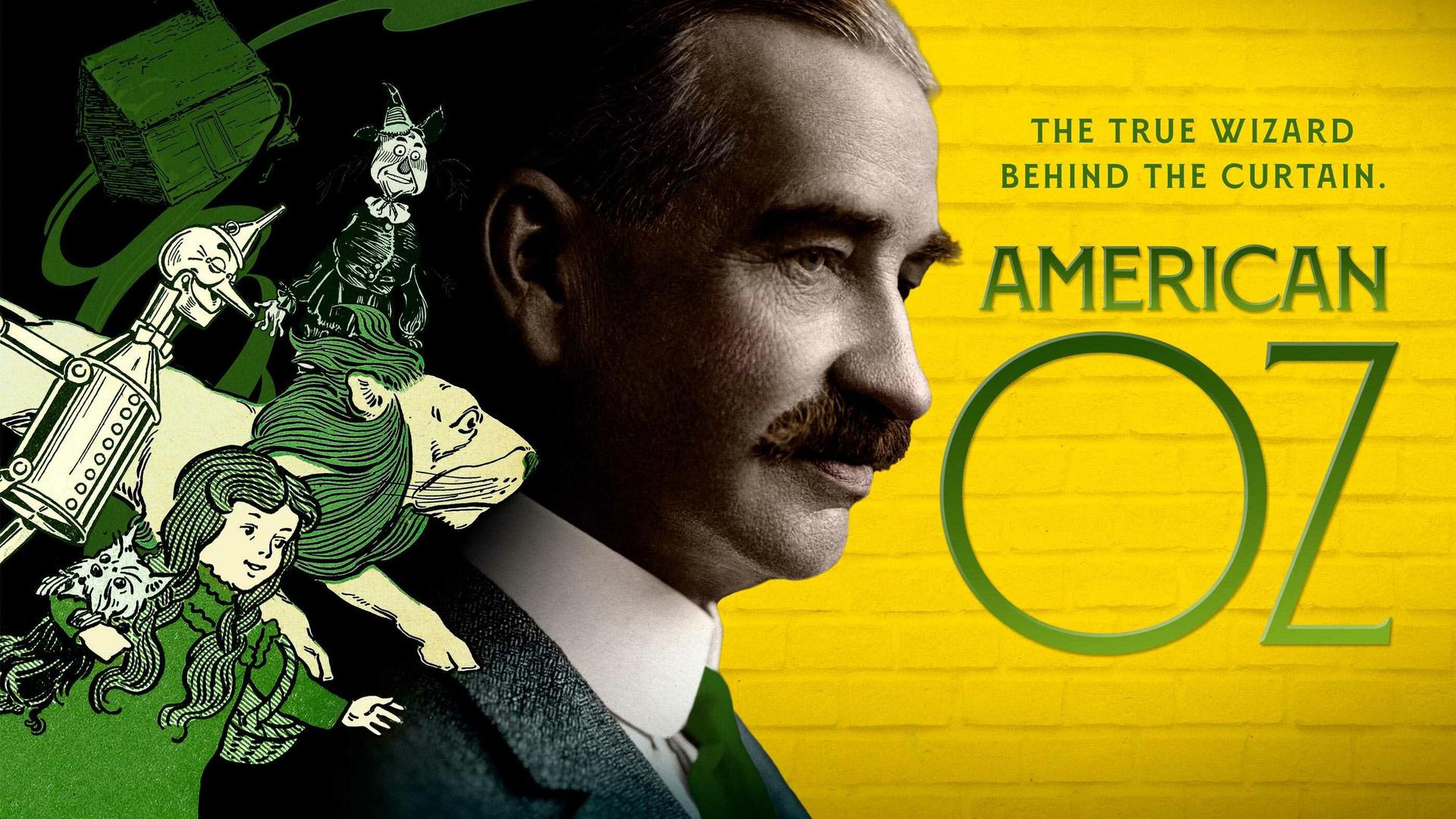 Американское приключение — s33e04 — American Oz