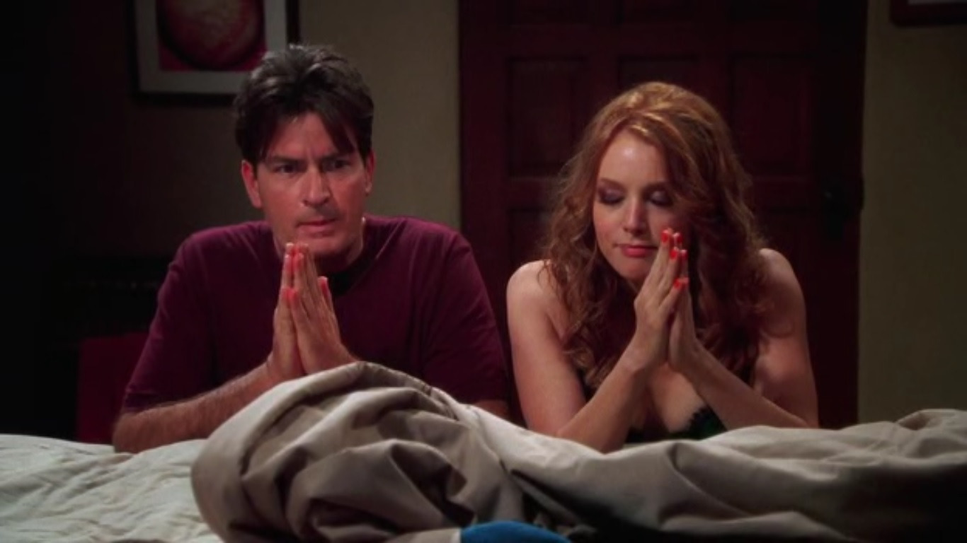 Two and a Half Men — s06e05 — A Jock Strap in Hell