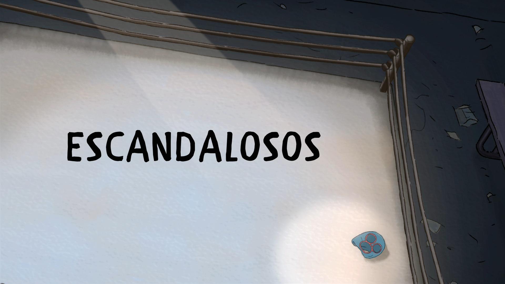 Мы обычные медведи — s04e27 — Escandalosos
