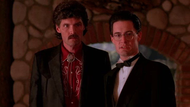 Twin Peaks — s01e07 — Realization Time