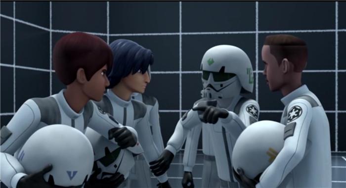 Star Wars Rebels — s01e06 — Breaking Ranks