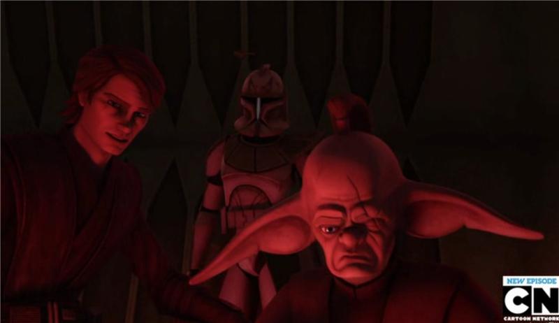 Звездные войны: Войны клонов — s03e18 — The Citadel