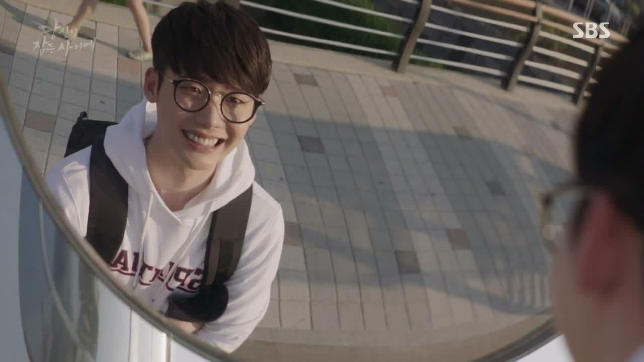 While You Were Sleeping — s01e17 — The Usual Suspect (1)
