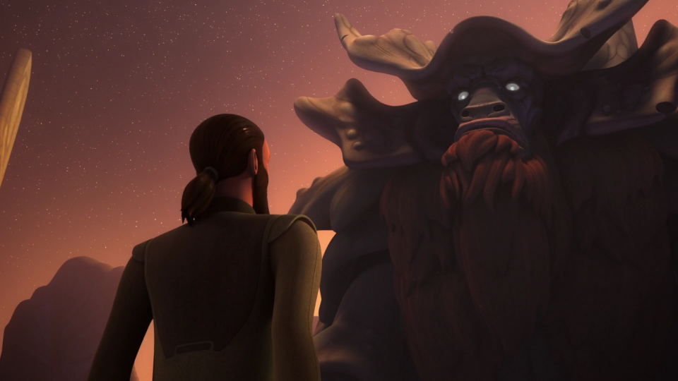 Star Wars Rebels — s03e01 — Steps into Shadow part 1