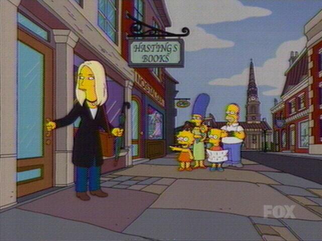 The Simpsons — s15e04 — The Regina Monologues