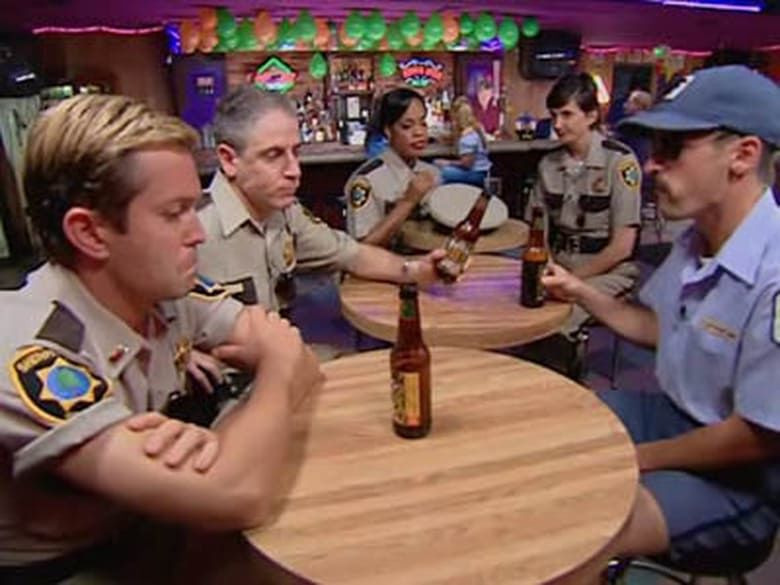 Рино 911 — s02e07 — Not Without My Mustache
