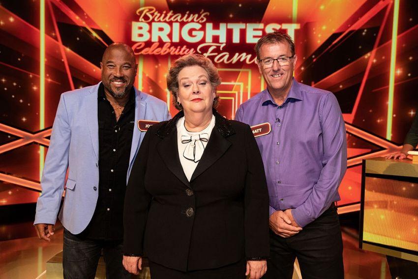 Britain's Brightest Celebrity Family — s01e02 — John Barnes vs Matt Le Tissier
